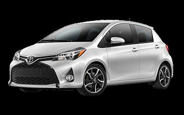 Toyota Yaris (2014-...)