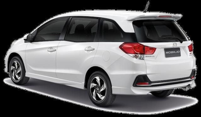Honda Mobilio (2016-…) - HuaHin.Rent - Rent a car in Hua Hin